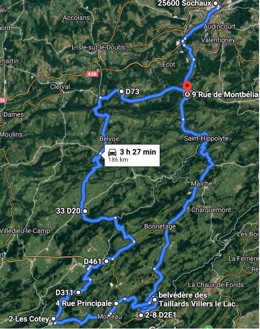sortie-sochaux-itineraire-samedi